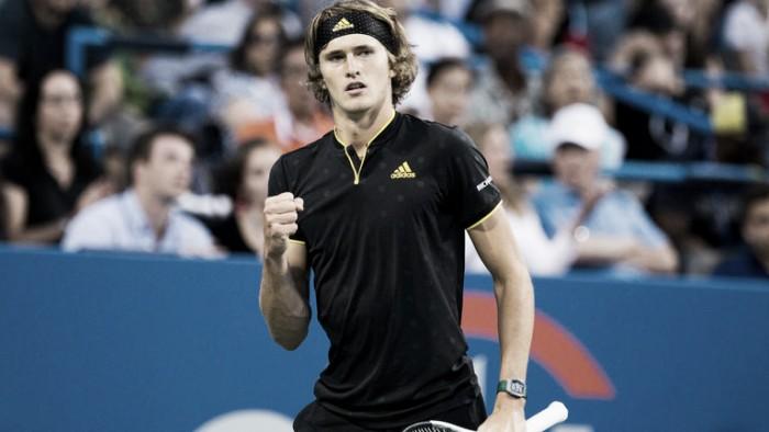 Roger Federer bate Jack Sock em estreia no ATP Finals