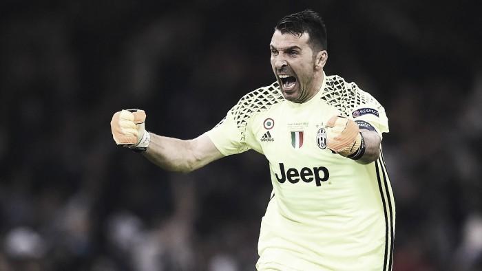 Juventus, Buffon vede la Lazio e suona la carica in conferenza stampa
