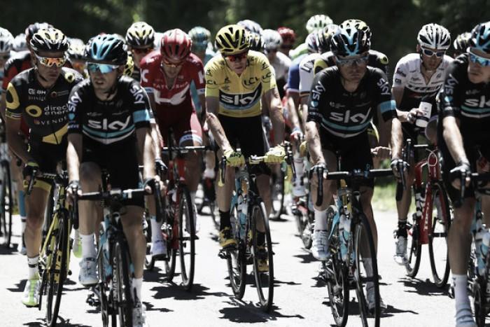 Live Tour de France 2016, 18^ tappa cronometro individuale Sallanches - Megeve: Froome mette il sigillo. Aru 3^!