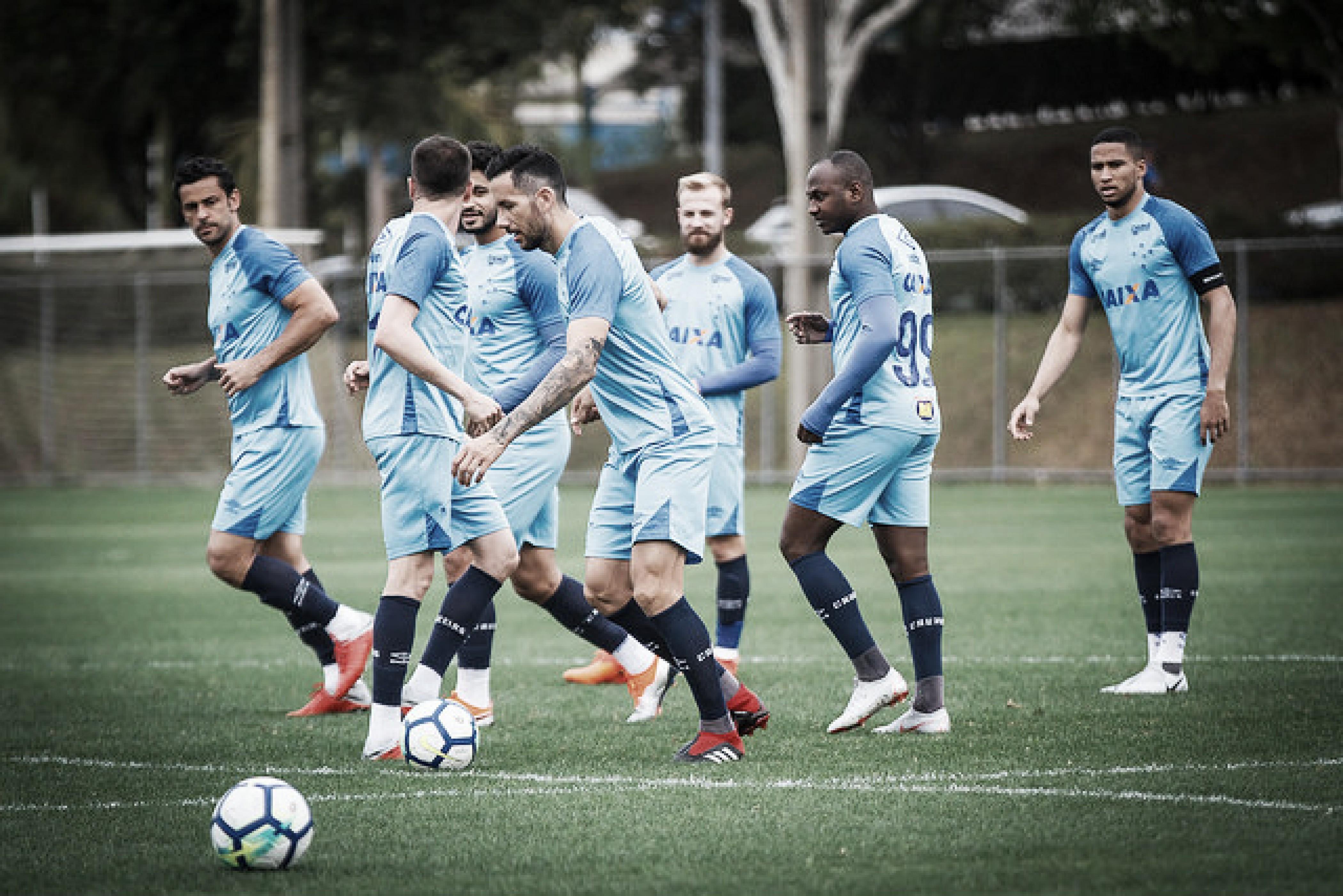 Com mudança, Cruzeiro divulga lista dos atletas para as quartas de final da Copa Libertadores