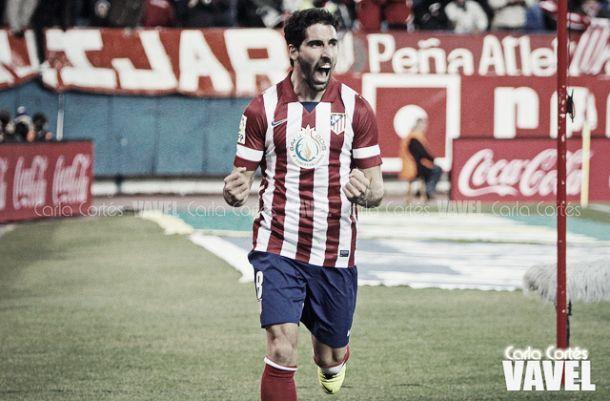 Raúl García acompaña en la Selección a Koke y Juanfran