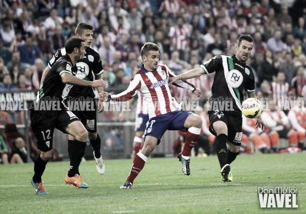 Simeone revela o onze: Atlético Madrid procura vencer em Córdoba