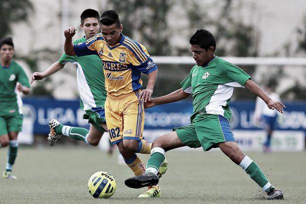 Tigres sub 15 debuta con triunfo
