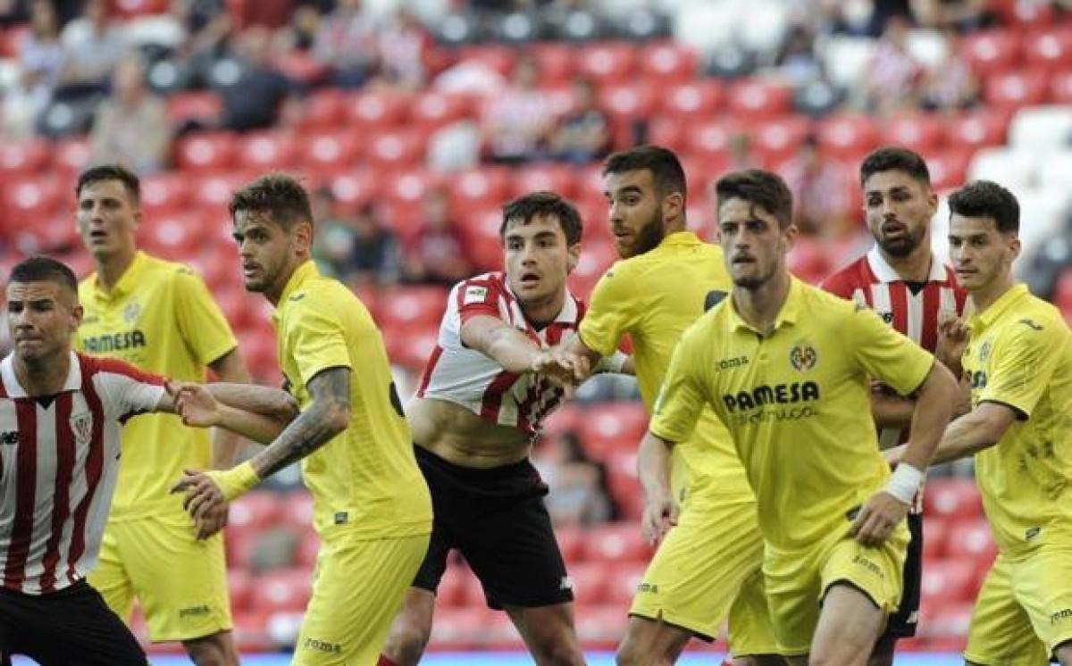 Villarrreal B - Bilbao Athletic: sin confianzas