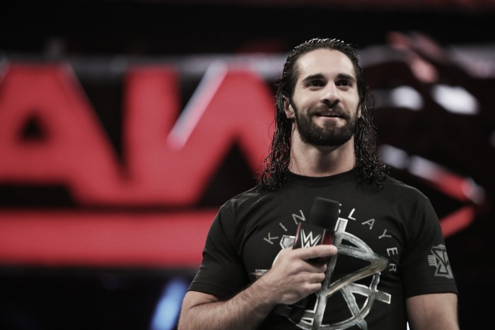 """Seth Rollins: """"Es un honor estar en la portada del juego de la WWE"""""""