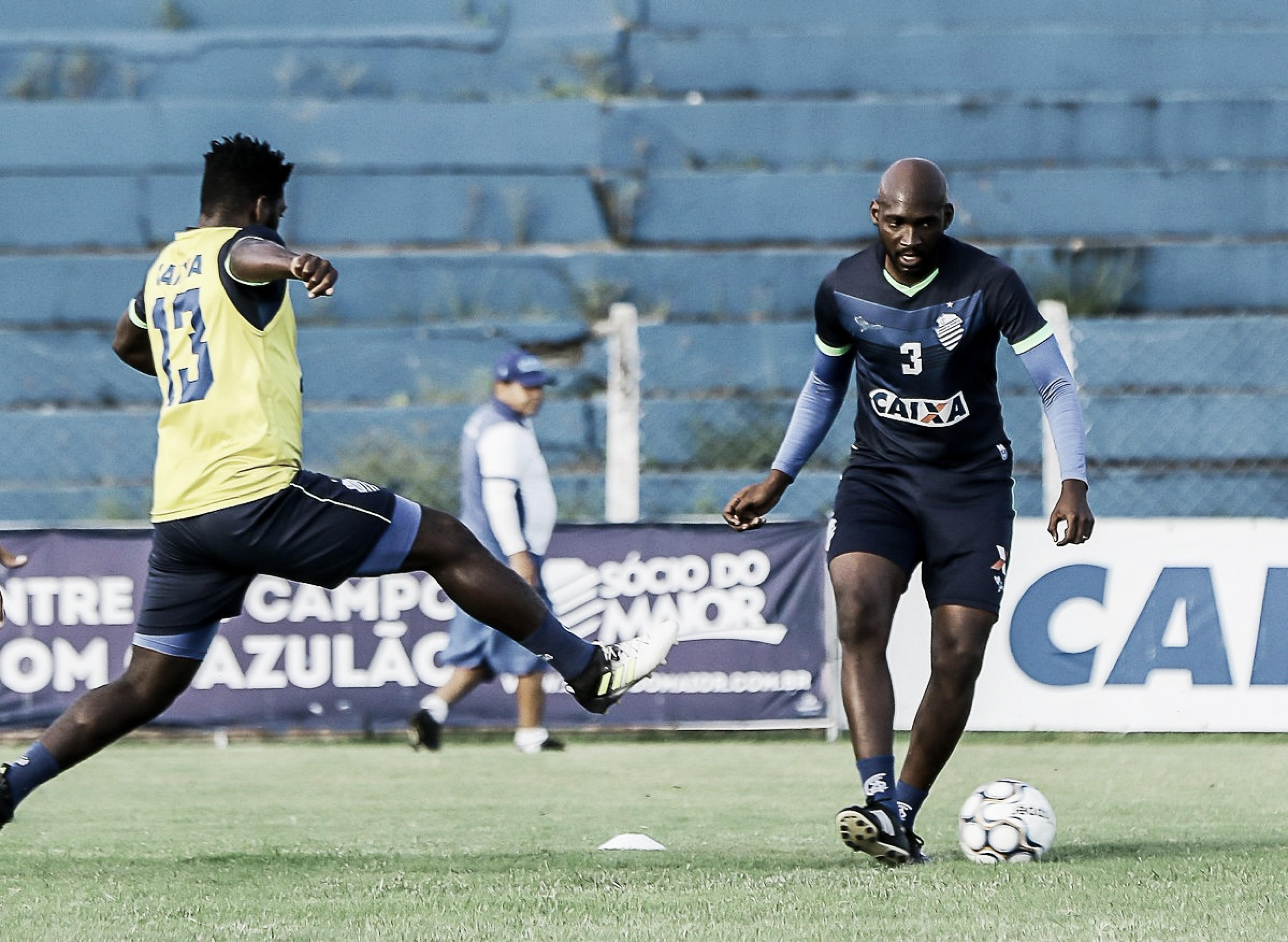 CSA recebe Vila Nova buscando a liderança da Série B