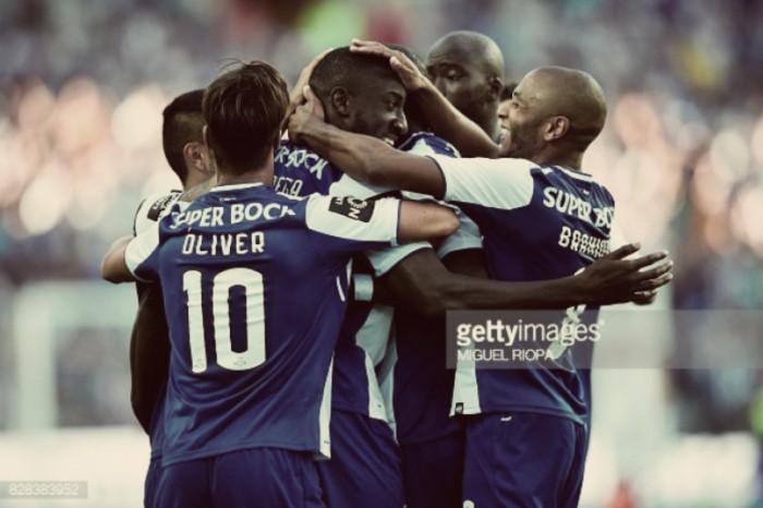 FC Porto vs Estoril 4-0: Vitória esmagadora na estreia do dragão