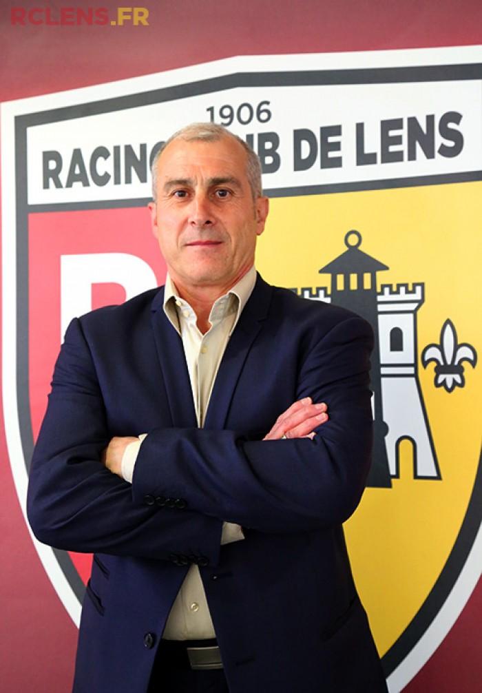 Alain Casanova nouvel entraîneur du RC Lens