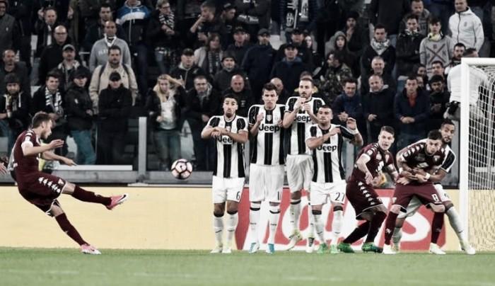 Doccia fredda Toro nel recupero: Mihajlovic e Ljajic dopo il derby dello Juventus Stadium