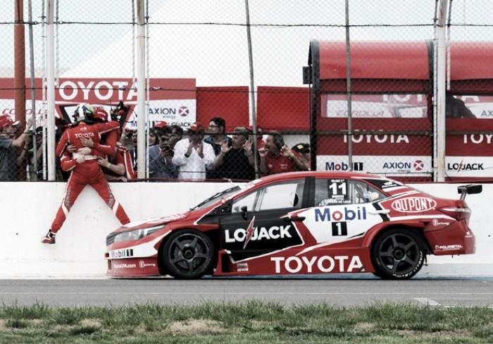 Toay recibe al Súper TC 2000