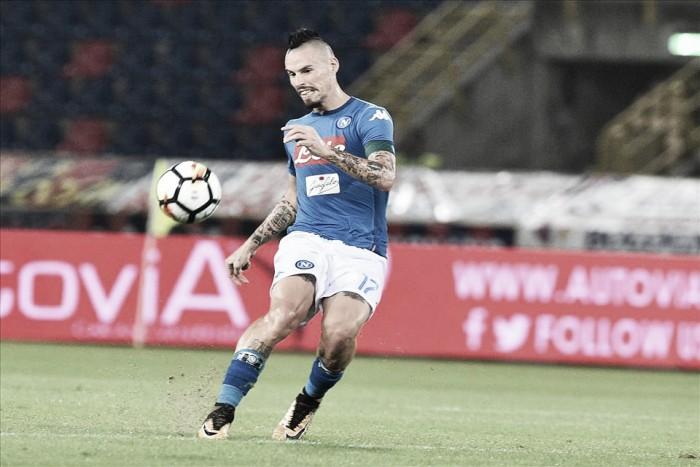 Napoli, il paradosso di Hamsik e Jorginho: giocano ma non pagano. Zielinski e Diawara scalpitano