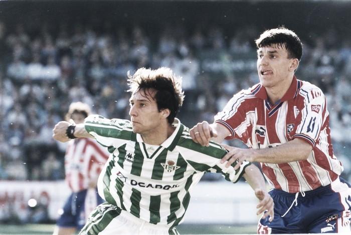 Duelos históricos: Real Betis 3-2 Atlético de Madrid, cuando el equipo sí representaba