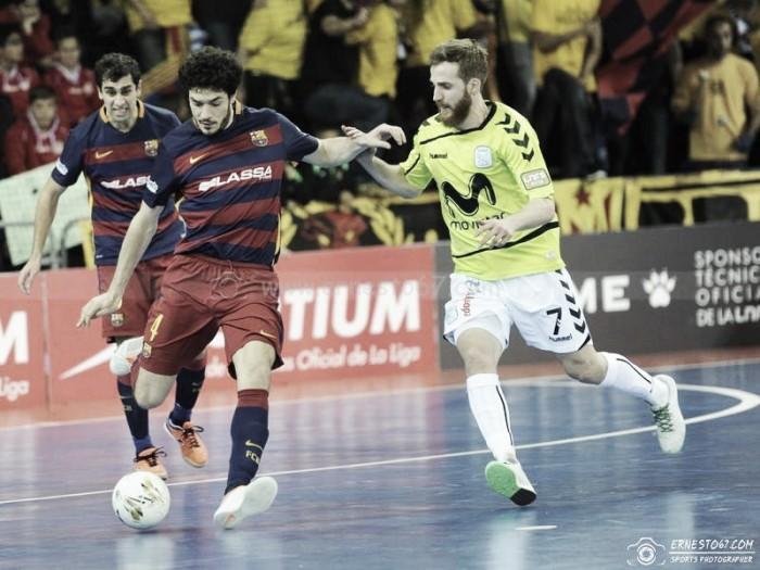 Movistar Inter - FC Barcelona Lassa: duelo de titantes por la gloria o el fracaso