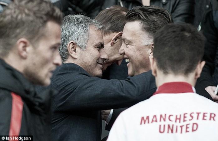 """Dalei Blind:""""José Mourinho y Louis Van Gaal son muy parecidos"""""""