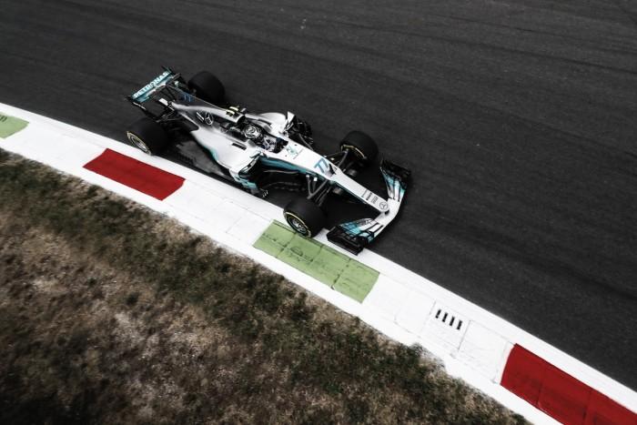 Mercedes domina en la casa de Ferrari