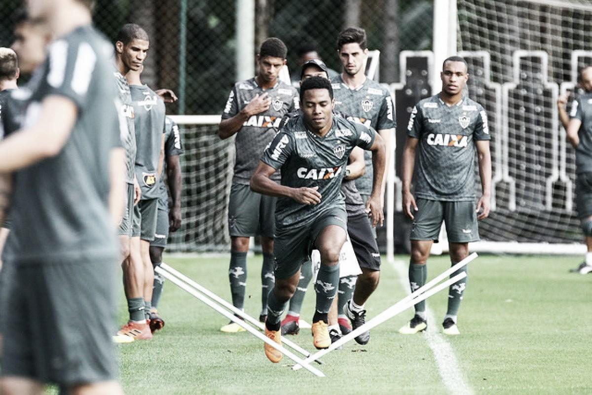 Atlético-MG recorre ao STJD e consegue liberar atletas para jogo contra Internacional