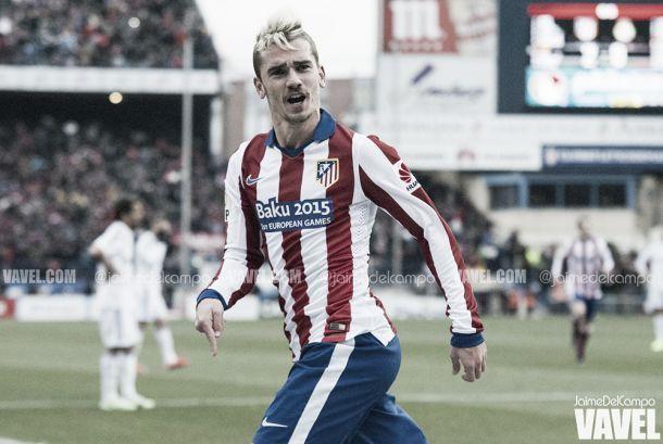 Mira certeira: Griezmann é o melhor marcador do Atlético na pré-temporada