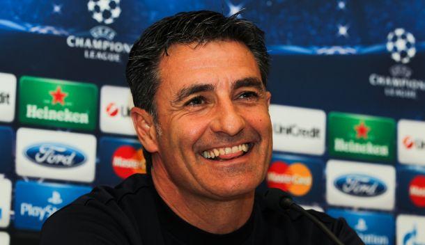 """Míchel: """"Me sorprendería que el Calderón me recibiera con flores y con aplausos"""""""