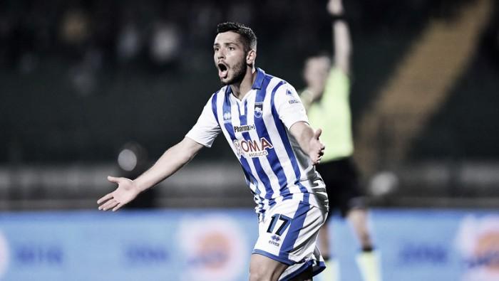 """Pescara, Caprari affronta il suo futuro: """"Con l'Inter ci sarà un po di emozione. La Juve mi scaricò"""""""