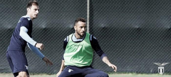 Lazio - Allenamenti ripresi, si rivedono Bastos e Luis Alberto