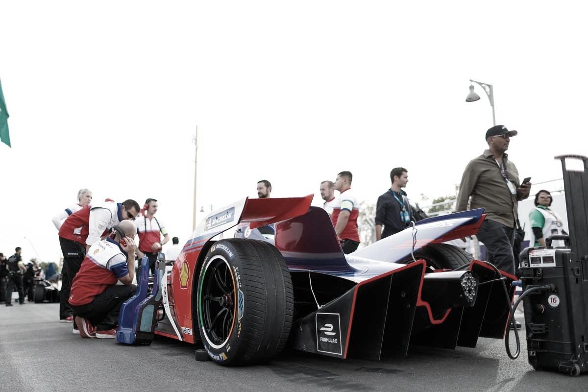 Mahindra troca caixa de câmbio e sofre punição no ePrix da Cidade do México