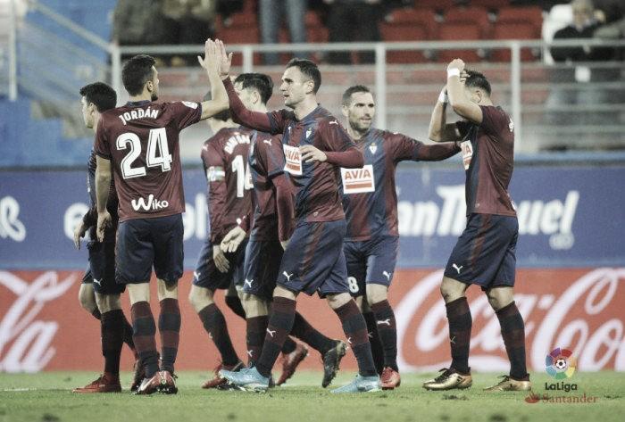La SD Eibar vuelve a los entrenamientos para dar la sorpresa frente al Valencia