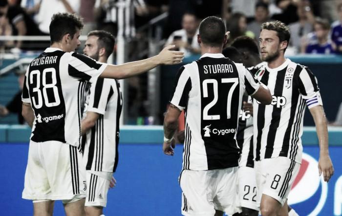 Juventus, last night in America: a Boston sfida alla Roma