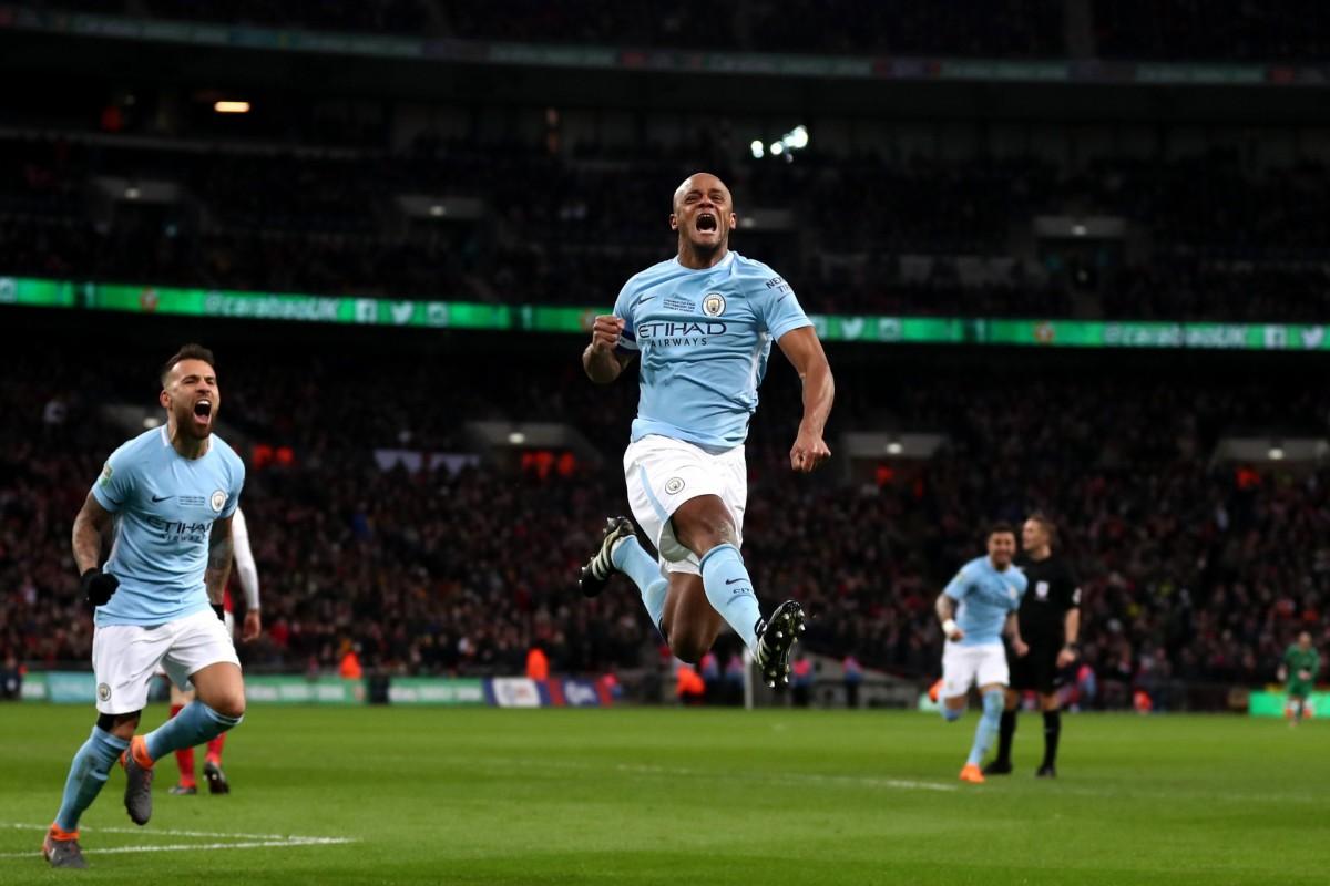 Carabao Cup - I senatori portano il primo trofeo a Guardiola: in finale, 3-0 del Manchester City all'Arsenal