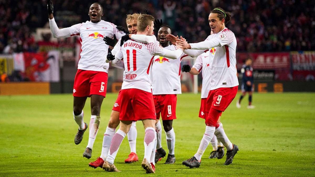 RotenBullen alla riscossa in Bundesliga, il RB Lipsia ora insegue la Champions League