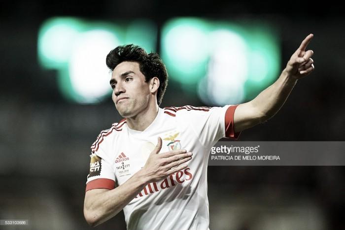 Nico Gaitán a caminho do Atlético de Madrid: ''está perto, foi provavelmente o meu último jogo pelo Benfica''
