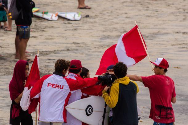 Surf: Perú se queda con tres representantes en el Mundial ISA