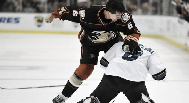 Los Ducks pierden a Lovejoy entre uno y dos meses