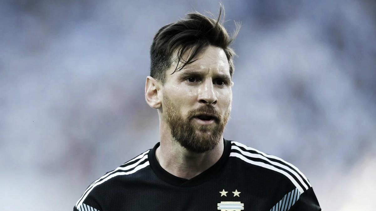 """Messi: """"Merecimos ganar, pero hay que mejorar cosas"""""""