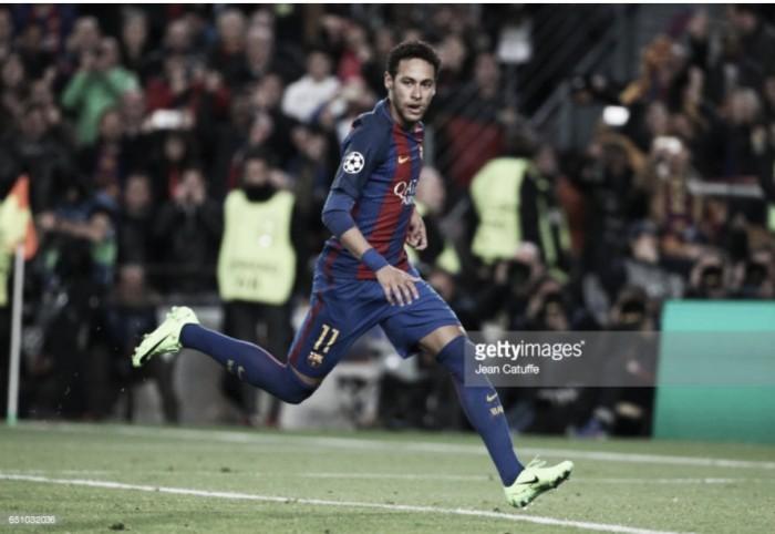 Neymar pode estar a caminho do PSG