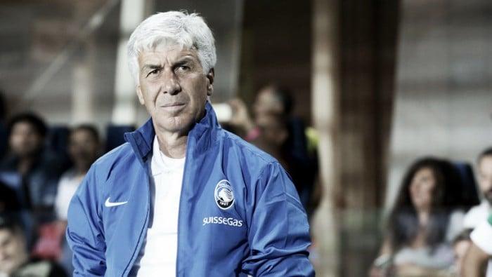 """Atalanta, Gasperini carica la Dea in vista del Franchi: """"Abbiamo lavorato bene. La vittoria sul Napoli ci ha dato fiducia"""""""