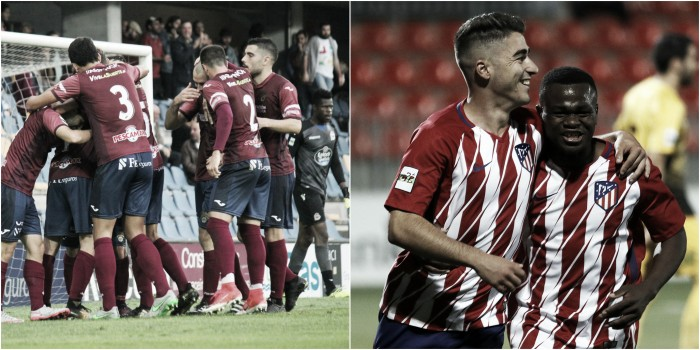 Previa Pontevedra - Atlético B: brindis final por un gran 2017