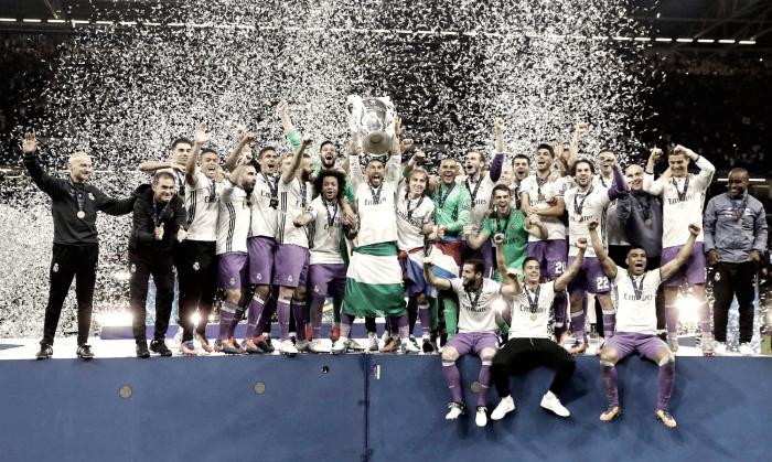 Guía del Real Madrid 2017/2018: ¡a por la Décimotercera!