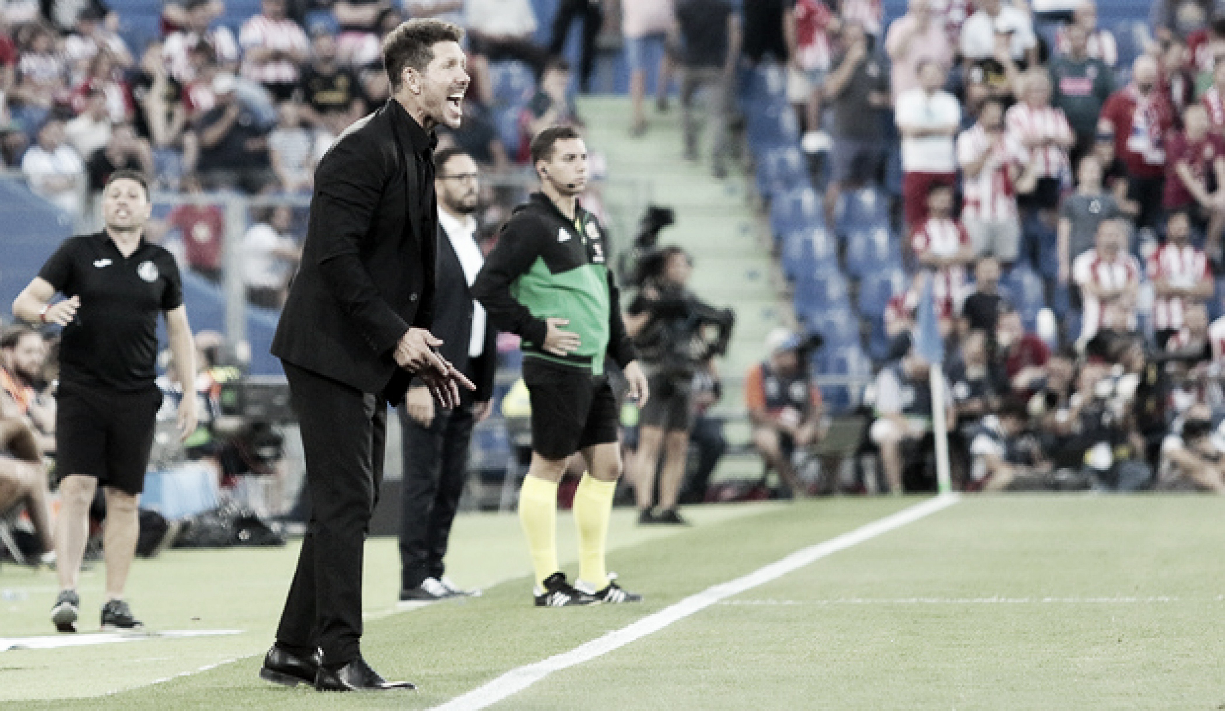 Diego Simeone exalta controle do Atlético de Madrid na vitória sobre Getafe