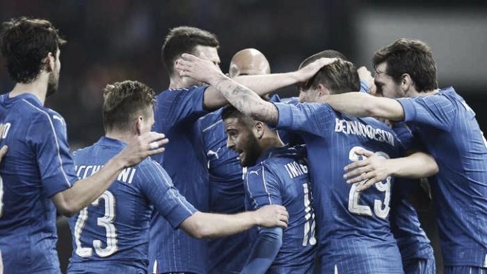 Risultato Italia 1-0 Scozia in amichevole internazionale 2016: decide Pellè