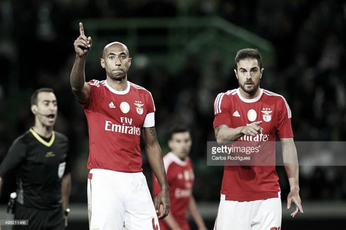 Benfica: comandante Luisão convocado para Coimbra