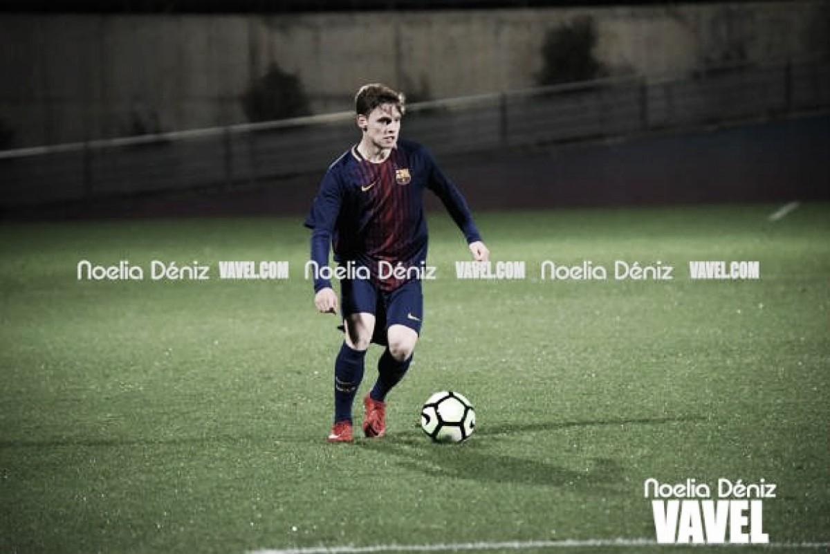 Sergio Gómez, un talento a la fuga