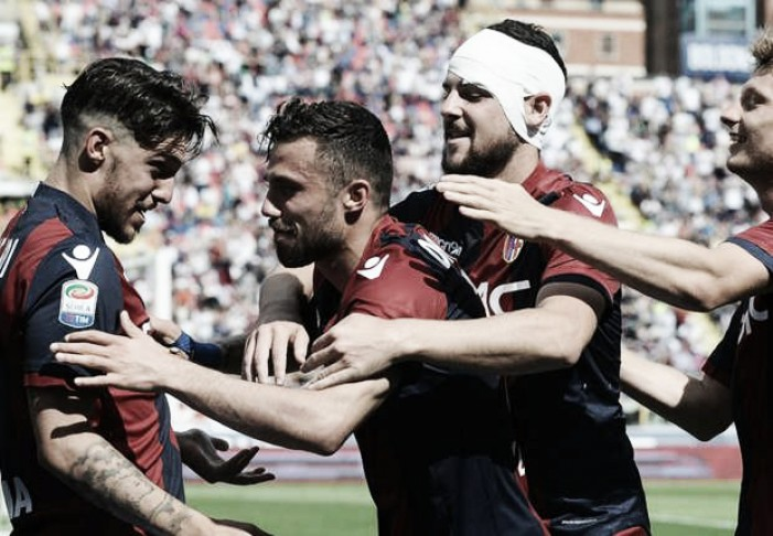 Il Bologna con la Juve per salvare la faccia