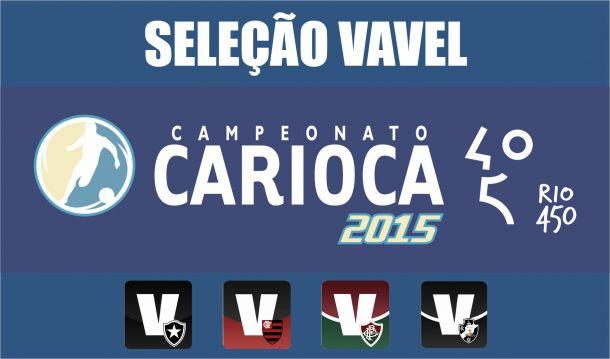 Seleção VAVEL do Campeonato Carioca 2015