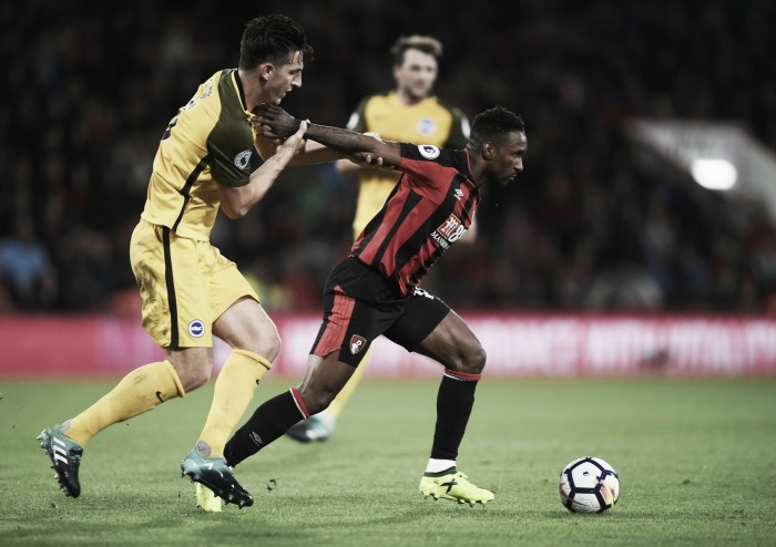 Premier League - Brighton illuso, Ibe entra e ribalta il match: il Bournemouth vince per 2-1