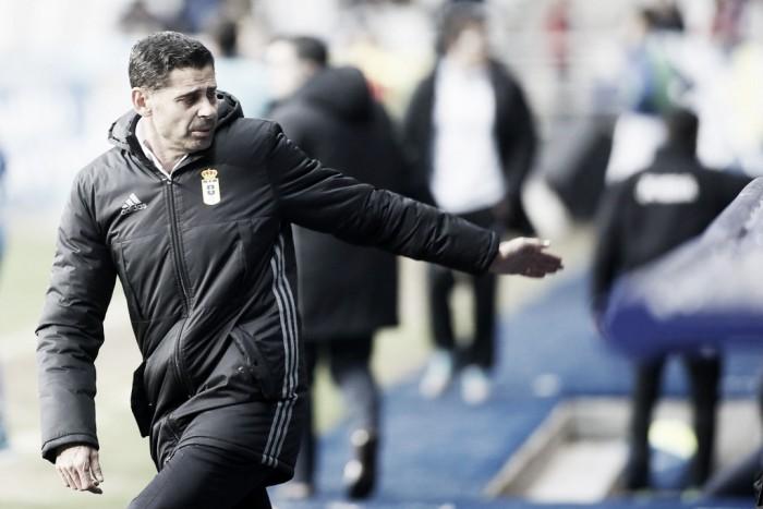 """Fernando Hierro: """"Vamos a Reus con la ilusión de conseguir los tres puntos"""""""