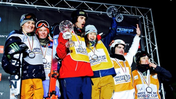 Freestyle Skiing: Tignes Closes The Ski Halfpipe Season In Style