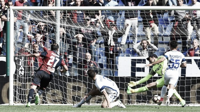 Inter KO pure contro il Genoa, parlano Pioli e Medel nel post-gara