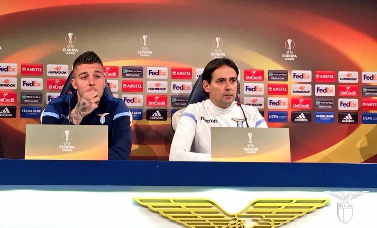 """Lazio, parla Milinkovic-Savic: """"Sto bene fisicamente. Mercato? C'è tempo per pensare e vedere"""""""