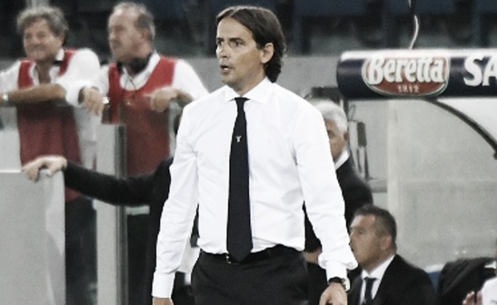 """Lazio, Inzaghi vede il Genoa: """"Non sarà una partita semplice. Nani? Ci vuole tempo"""""""