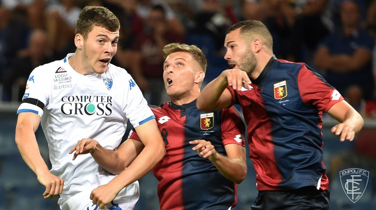 "Piatek e Kouamè regalano i primi tre punti stagionali al Genoa. Al ""Marassi"" finisce 2-1"